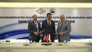 TSE ile TOBB standardizasyon için iş birliği protokolü imzaladı