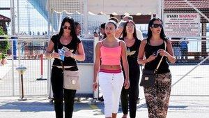 Antalya'ya gelen İsrailli turist sayısı yüzde 60 arttı