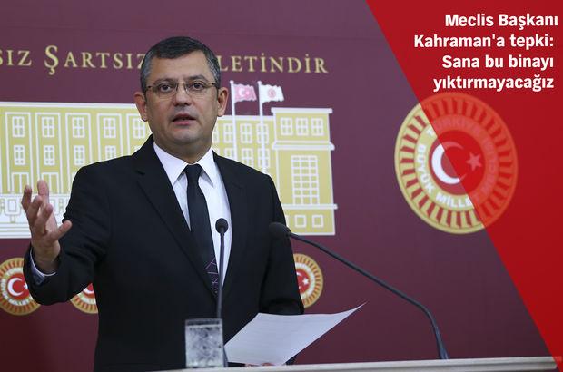 CHP'den Yargıtay'a AK Parti kongresi itirazı