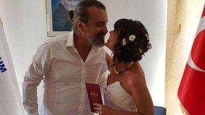 Ececan Gümeci ile Aykut Ünal evlendi