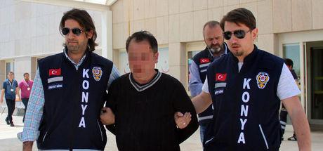 Konya'da hesabı fazla bulan kişi kasiyeri öldürdü