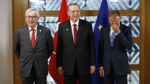 Cumhurbaşkanı Erdoğan'dan peş peşe kritik görüşmeler!