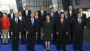 Cumhurbaşkanı Erdoğan, NATO Liderler Zirvesi'nde