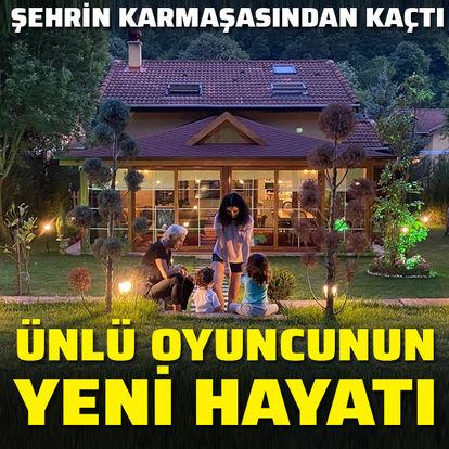İzmir'de yeni bir hayat kurdu