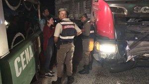 Aydın'da otomobil ile tır çarpıştı: 4 ölü, 1 yaralı