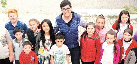 Öğretmen Giray Kale'ye köylüler 'Deli öğretmen' adını taktı