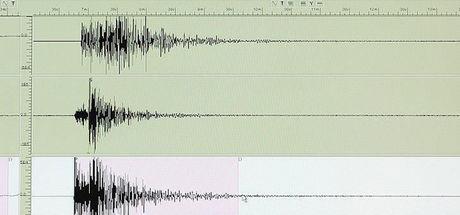 SON DAKİKA! Akdeniz'de 4,3 büyüklüğünde deprem