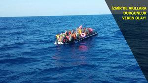 500 dolar fazla geldi göçmen taciri oldular!