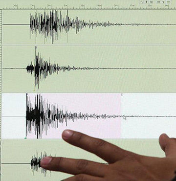 Akdeniz açıklarında 4,3 büyüklüğünde deprem meydana geldi