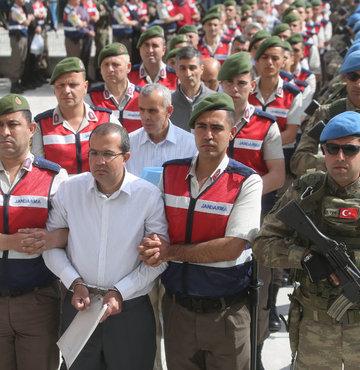 Davanın beşinci günü, sanıklardan eski Genelkurmay Personel Başkanı Korgeneral İlhan Talu