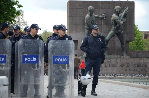 Ankara'da güneşin batımından sonra eylem yasağı