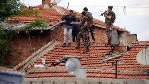 Edirne'de aile katliamı