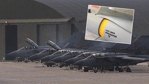 İngiliz uçaklarından DEAŞ'a 'Manchester' mesajı!