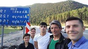 Konya'da tatil dönüşü feci kaza