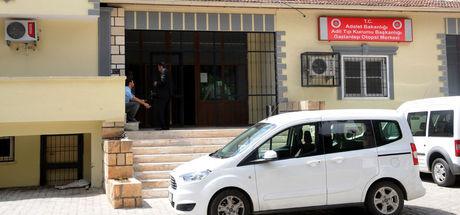 Gaziantep'te kaleşnikoflu infaz