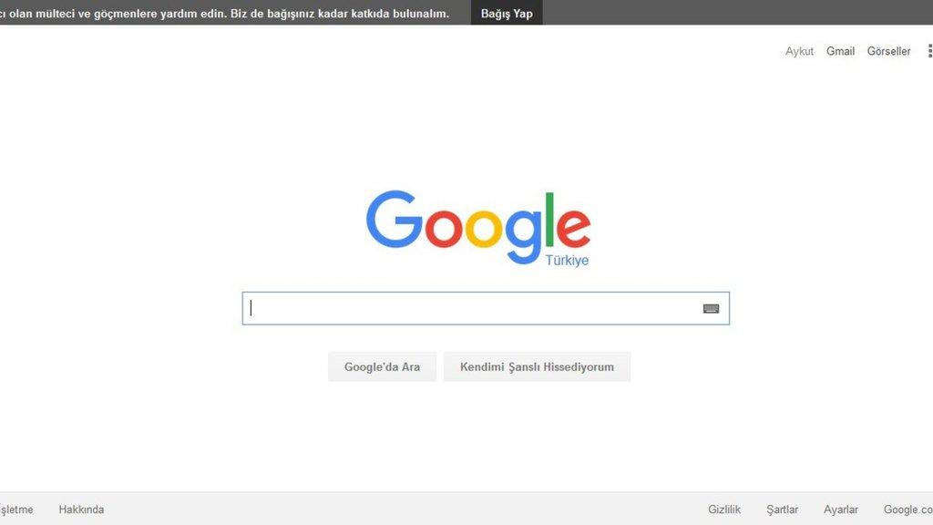 Maliye'den Google'a ağır ceza