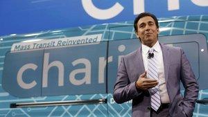 Ford'un işten çıkarılan CEO'su 73 milyon dolar tazminat alacak