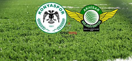 Konyaspor - Akhisar Belediyespor maçı ne zaman, hangi kanalda, saat kaçta?