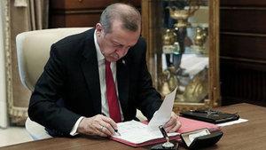 Cumhurbaşkanı Erdoğan, vergi ve prim borç yapılandırılmasını içeren kanunu onayladı