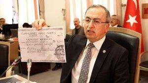 CHP'den Reşat Petek'e 'Gülen bağışı' tepkisi: Belge sahtedir, sonradan üretilmiştir