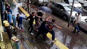 Diyarbakır'da yolda yürüyen çifte saldıran şüpheli tutuklandı