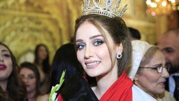 İşte Irak'ın 'güzellik kraliçesi'