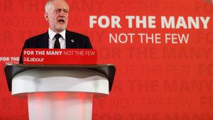 İngiltere'de ana muhalefet lideri Corbyn: Dış politika terörü besliyor