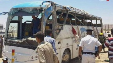 Mısır'da Hristiyanlara saldırı