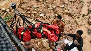 Sri Lanka'da sel ve toprak kayması: 91 ölü, 100 kişi kayıp