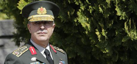 Genelkurmay Başkanı Hulusi Akar'dan flaş açıklama