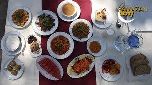 Sağlık Bakanlığından 'örnek' ramazan sofrası