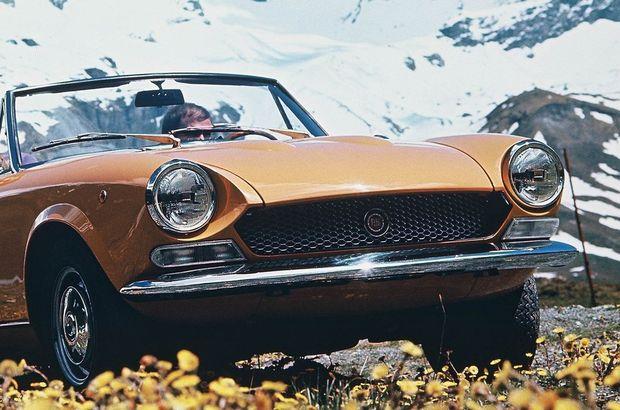 Otomobilin 10 efsane modeli