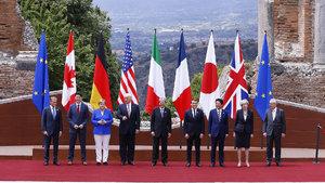 G7 Zirvesi'nde terör mesajı