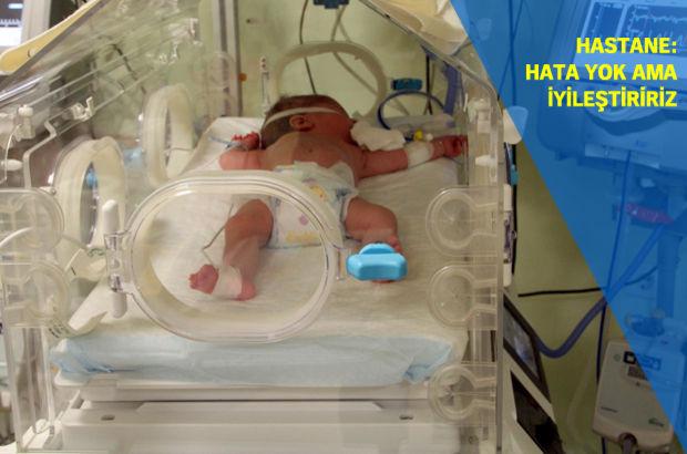 Normal doğuma gitti, sezaryen oldu! Bebekte beyin hasarı oluştu!