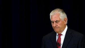 ABD Dışişleri Bakanı Tillerson'dan sürpriz 'Ramazan' kararı!
