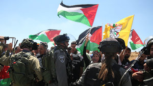 İsrail hapishanelerindeki Filistinli mahkumlar açlık grevini bitirdi