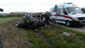 Korkunç kaza aynı aileden 4 kişinin canını aldı!
