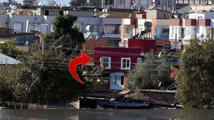 Tarsus'taki 'kırmızı evin' esrarı