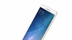 Xiaomi, 6,44 inçlik Mi Max 2'yi tanıttı