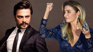 Şarkıcı Sıla ile oyuncu Ahmet Kural aşk yaşıyor