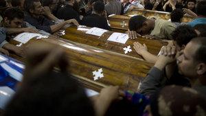 Mısır'daki Kıpti saldırısını DEAŞ üstlendi