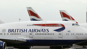 British Airways bilgisayar sistemindeki arıza nedeniyle uçuşları durdurdu