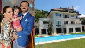 Demet Akalın'ın yeni evi