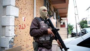 Ankara'da PKK'lı suikastçıya film gibi operasyon