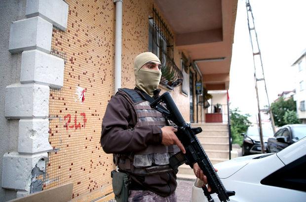 PKK'lı suikastçıya film gibi operasyon