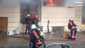 İstanbul Güneşli'de yangın! Çok sayıda itfaiye ekibi sevk edildi