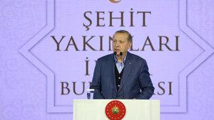 Cumhurbaşkanı Erdoğan: Bundan sonra hiçbir terör örgütünün ihaneti cezasız kalmayacak