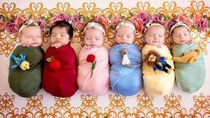 Dünyanın en tatlı bebekleri