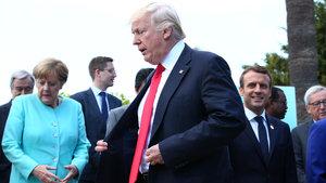 Trump'tan yeni tweet: Almanya para vermiyor