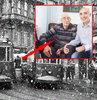 1958'li yılların İstanbul'unu gösteren siyah beyaz filmi sosyal meydada seyreden Siyasal iletişim danışmanı Osman Suat Özçelebi, Beyoğlu'ndaki görüntülerde yer alan polisin babası olduğunu fark etti